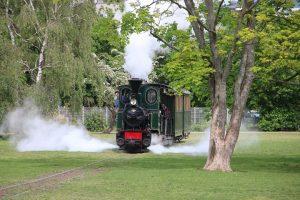 Lok 18 im Rebstockpark